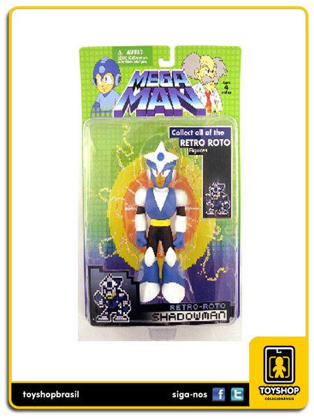 Mega Man Retro Roto: Shadowman - Jazwares