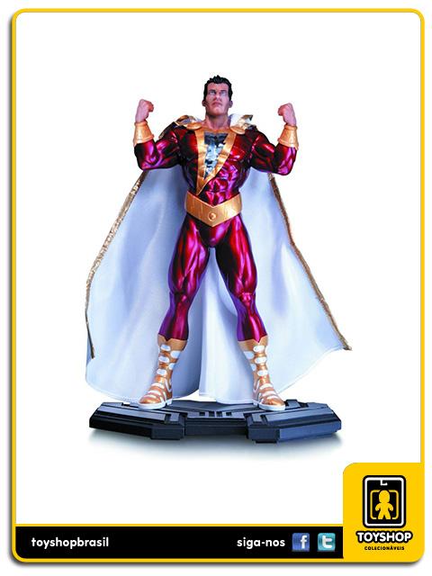 DC Comics Icons: Estátua Shazam - DC Collectibles