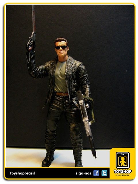 Terminator 2: T-800 Battle Across Time - Neca