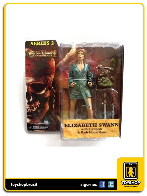 Pirates of the Caribbean: Elizabeth Swann - Neca