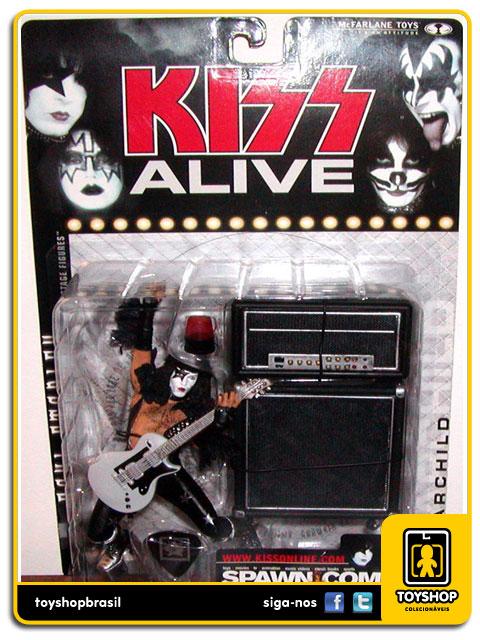 Kiss Alive : Paul Stanley - Mcfarlane