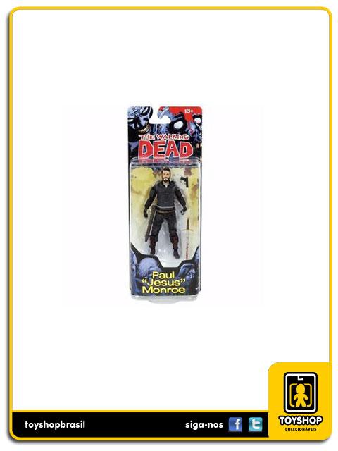 The Walking Dead Comic Book 4: Paul ¨Jesus¨ Monroe - Mcfarlane