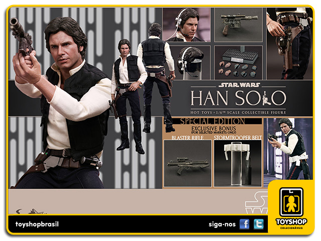 Star Wars: Han Solo Special Edition - Hot Toys