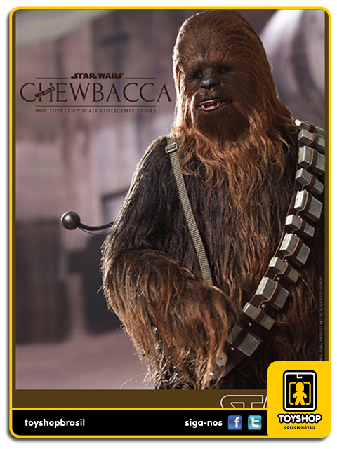 Star Wars: Chewbacca 1/6 - Hot Toys