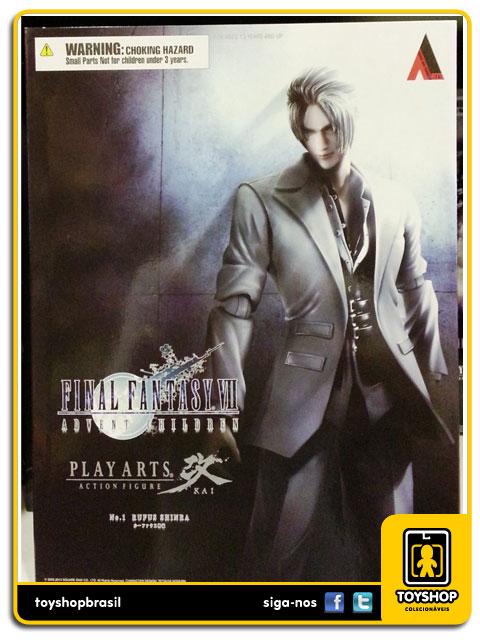 Play Arts Final Fantasy VII Advent Children: Rufus Shinra - Square Enix