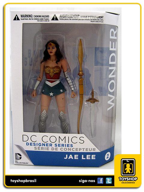Designer Series: Wonder Woman  Jae Lee - Dc Collectibles