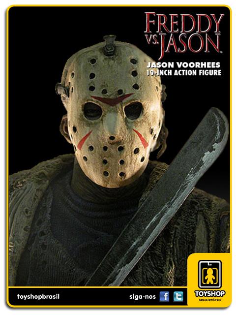 Freddy vs Jason: Jason Voorhees 48 cm - Neca
