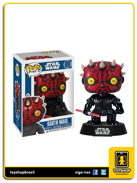 Star Wars: Darth Maul Pop - Funko