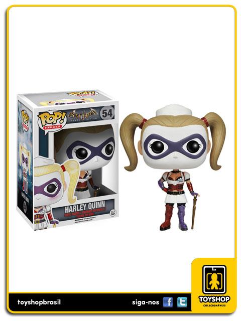 Arkham Asylum: Harley Quinn  Pop - Funko