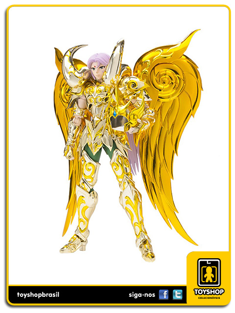 Cavaleiros do Zodíaco Soul of Gold: Mu de Áries EX - Cloth Myth