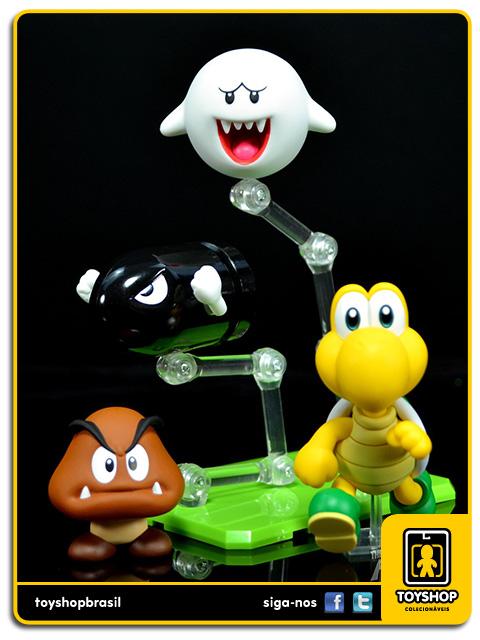 Super Mario Bros S.H. Figuarts: Playset D - Bandai