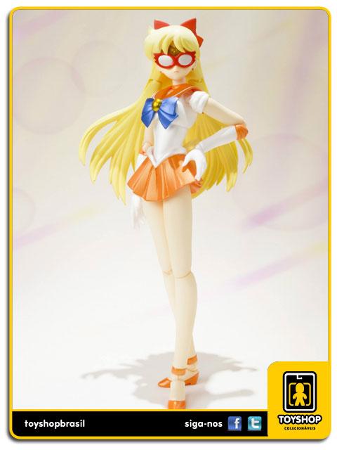 Sailor Moon S.H. Figuarts: Sailor Venus - Bandai