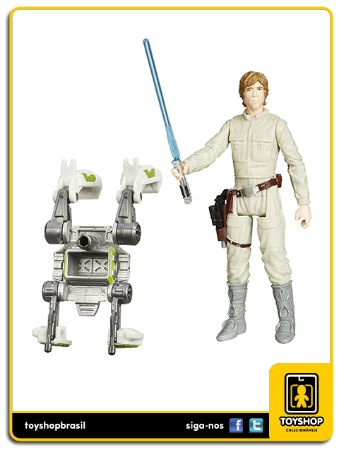 Star Wars The Force Awakens: Luke Skywalker - Hasbro