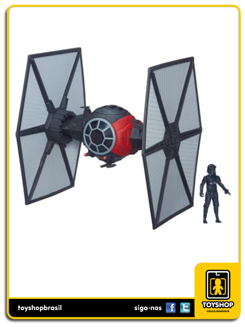 Star Wars The Force Awakens: Tie Fighter - Hasbro