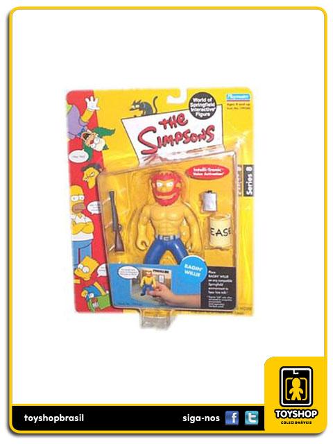 The Simpsons: Ragin´Willie - Playmates