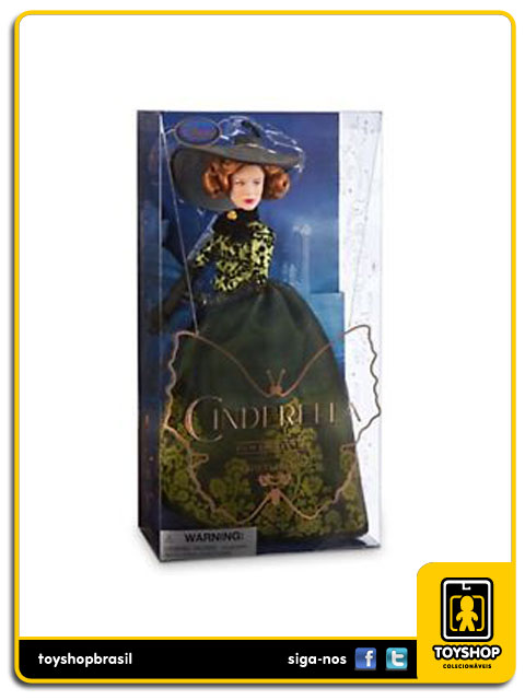 Cinderella: Lady Tremaine - Disney Store