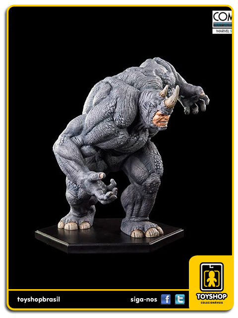 Marvel Comics: Rhino 1/10 - Iron Studios