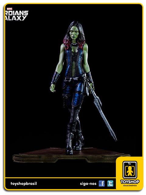 Guardians of the Galaxy: Gamora 1/10 - Iron Studios