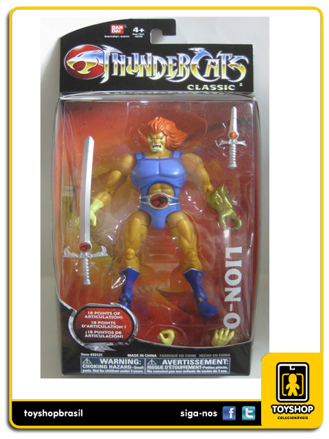 ThunderCats Classic: Lion-o - Bandai