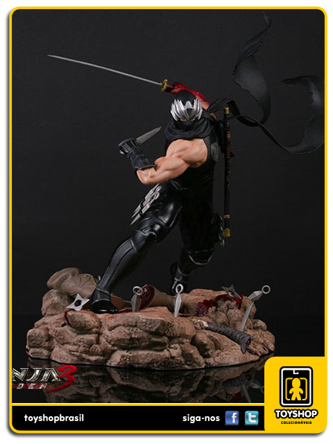 Ninja Gaiden 3: Ryu Hayabusa - Multiverse Studio