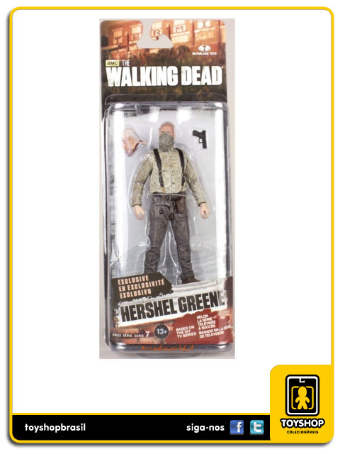 The Walking Dead 7: Hershel Greene - Mcfarlane