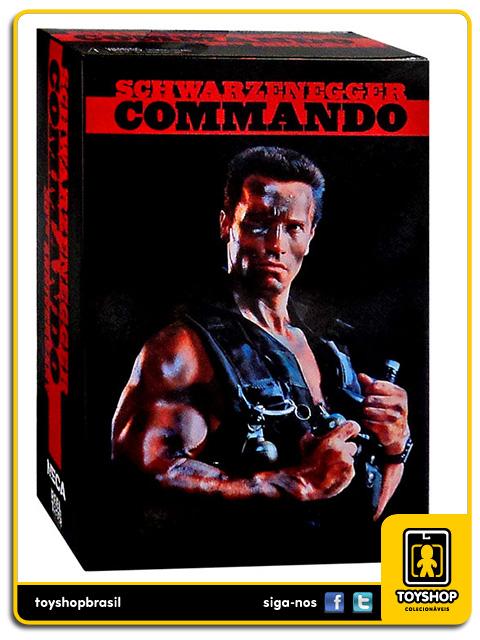 Commando: John Matrix - Neca