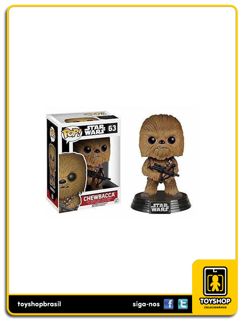 Star Wars The Force Awakens: Chewbacca Pop - Funko