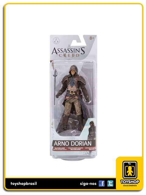 Assassin´s Creed 4: Arno Dorian - Mcfarlane