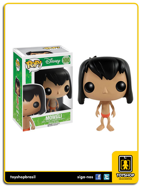 Jungle Book: Mowgli Pop - Funko
