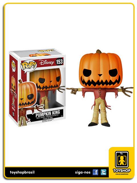 Nightmare Before Christmas: Pumpkin King Pop - Funko