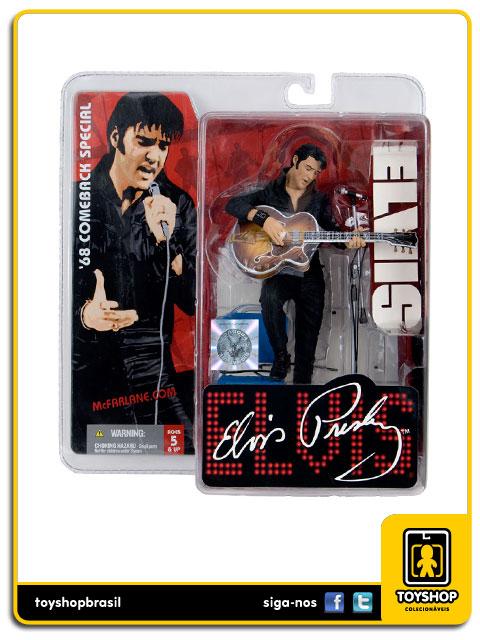 Elvis Presley ´68 Comeback Special - Mcfarlane