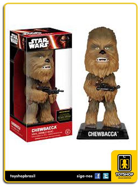 Star Wars The Force Awakens: Chewbacca Bobble Head - Funko