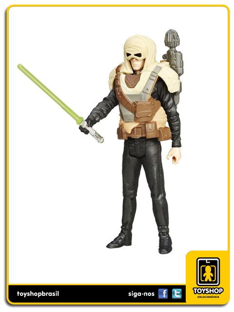 Star Wars The Force Awakens: Luke Skywalker Armor Up - Hasbro