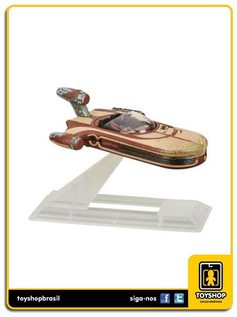 Star Wars The Black Series Titanium: Luke Skywalker´s Landspeeder - Hasbro
