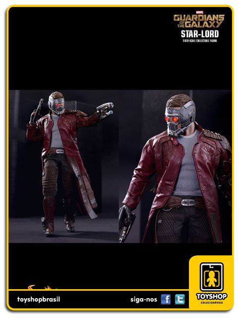 Guardians of the Galaxy: Star-Lord Special Edition - Hot Toys