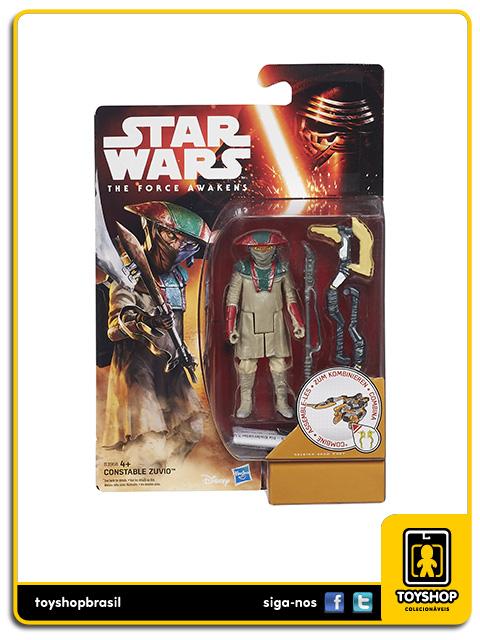 Star Wars The Force Awakens: Constable Zuvio - Hasbro