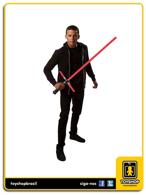 Star Wars The Black Series: Kylo Ren Force FX Deluxe Lightsaber - Hasbro