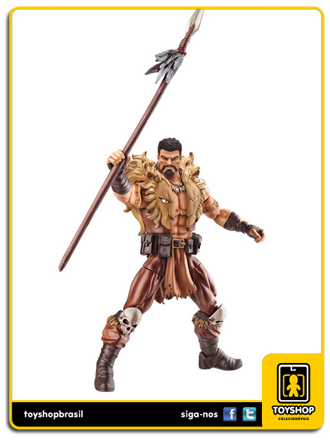 Marvel Legends Infinite Rhino: Kraven - Hasbro