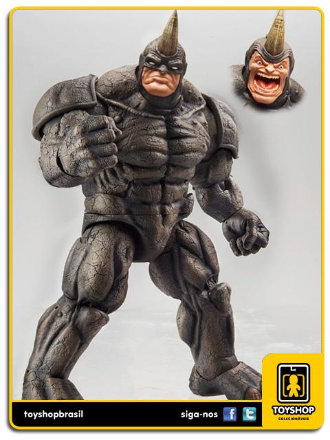 Marvel Legends Infinite Rhino: Misty Knight - Hasbro
