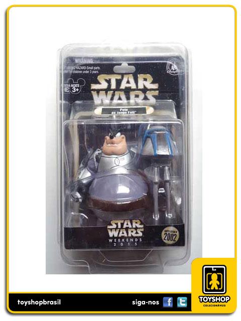 Star Wars Weekends: Pete as Jango Fett - Disney