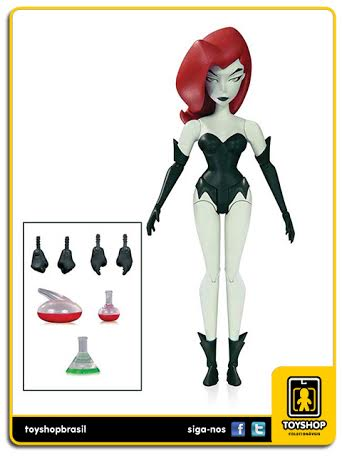 Batman The Animated Series: Poison Ivy - Dc Collectibles