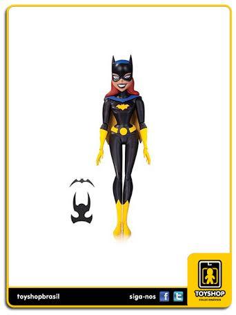 Batman The Animated Series: Batgirl - Dc Collectibles