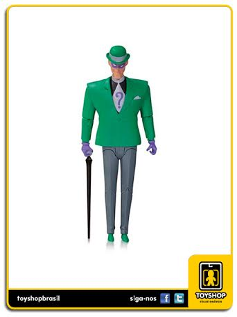 Batman The Animated Series: The Riddler- Dc Collectibles