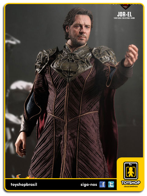 Superman Man of Steel: Jor-El - Hot Toys