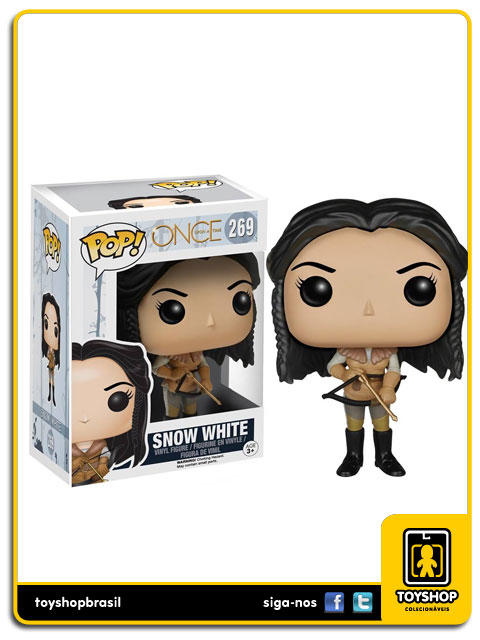 Once Upon a Time: Snow White  Pop - Funko