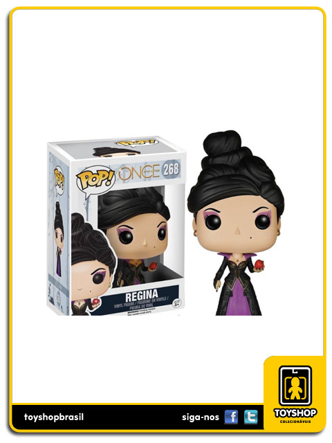 Once Upon a Time: Regina Pop - Funko