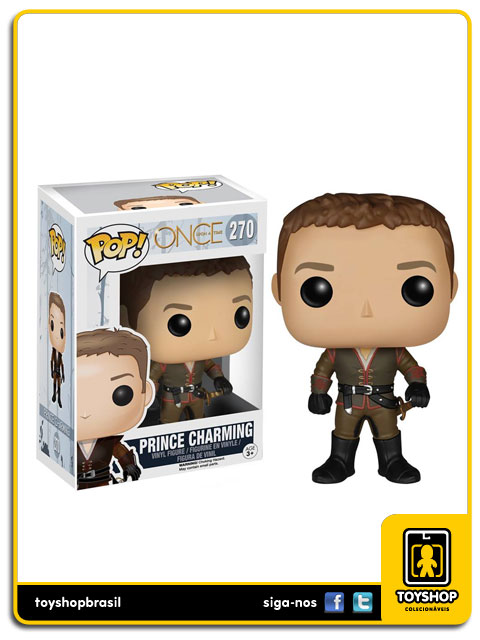 Once Upon a Time: Prince Charming Pop - Funko