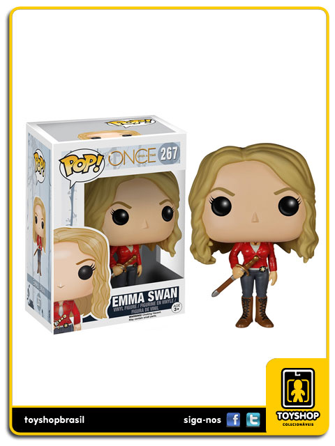 Once Upon a Time: Emma Swan  Pop - Funko