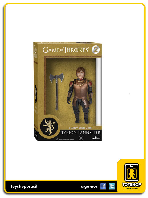 Game of Thrones Legacy: Tyrion  Lannister - Funko