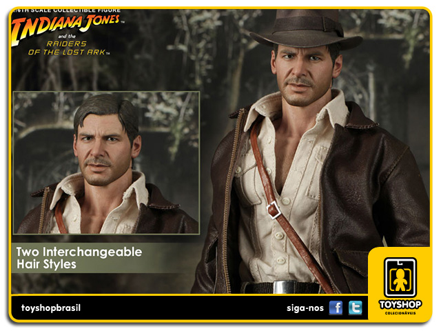 Raiders of the Lost Ark: Indiana Jones DX 05 - Hot Toys